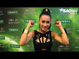 [SAOSTAR.VN] DJ Tít sexy trong vai trò vũ công trong tiết mục của Team JustaTee - Big Daddy