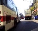 cycling down yonge sep 27 2006