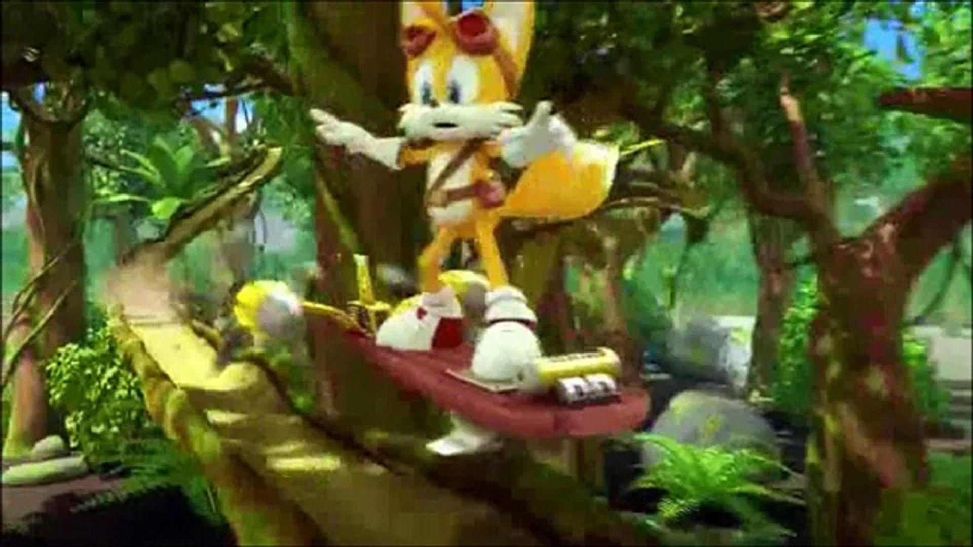 Sonic Boom: ☆More Tails Screenshots☆
