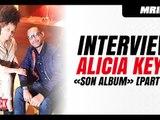 """Interview Alicia Keys x Mrik : """"Mon album est rempli de sujets forts """" #Part2 [Skyrock]"""
