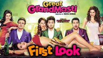 Great Grand Masti First Look- Poster | Riteish Deshmukh, Vivek Oberoi, Aftab Shivdasani