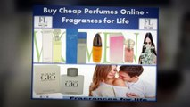 Buy Cheap Perfumes Online - Fragrances for Life
