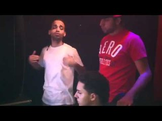 Arcangel En El Estudio 3er Video Optimus Arca @Alqaedas Estudio