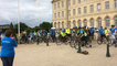 Psycyclette : 53 coureurs au départ de Caen