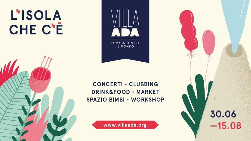 Il Suond di Villa Ada 2016 - Roma- Viteculture