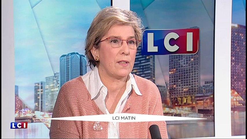 J'étais l'invitée politique d'Arlette Chabot sur LCI le 17 juin 2016