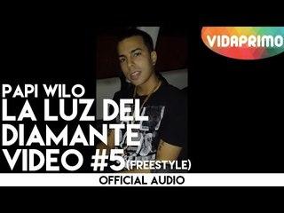 Papi Wilo Freestyle La Luz del diamante video #5