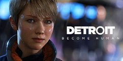 Detroit Become Human tráiler gameplay E3 2016