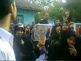 20 June 10. Gilan, Iran. Anniversary of Masoud Hashemzadeh's murder by Iranian Gov