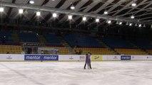 23 L MCNAMARA Q CARPENTER USA   FD Junior Ice Dance   MNNTC 2015