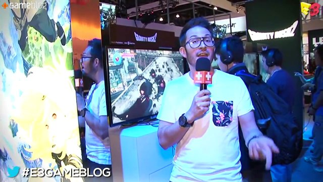 E3 2016 : Gravity Rush 2, nos impressions qui défient les lois de la gravité