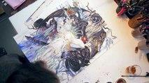 Child of Light   Artwork de Yoshitaka Amano FR