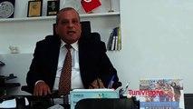 Mazin Abu Shanab présente le Haut commissariat des nations unies des affaires des réfugies en Tunisie