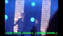 (HD1080) ★SS501★KIM HYUN JOONG★(Eng Sub) ♥BREAK DOWN♥ღ 12-29-2011