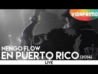Ñengo Flow @ Kronos Puerto Rico [Behind the Scenes]