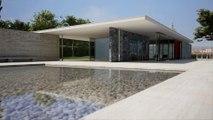 Visite d'un chef d'oeuvre d'architecture : énorme villa à Barcelone