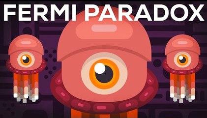 The Fermi Paradox — Where Are All The Aliens (1/2)