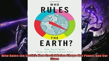 Enjoyed read  Who Rules the Earth How Social Rules Shape Our Planet and Our Lives