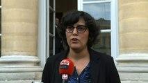 Loi travail: Myriam El Khomri et Philippe Martinez constatent leurs désaccords