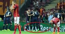 Galatasaray'ın Reklâm Şirketine Alkol Cezası