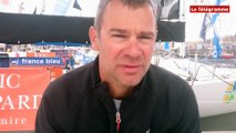 "Voile. Solitaire Bompard - Le Figaro. Thierry Chabagny : ""Quinze skippers peuvent gagner"""