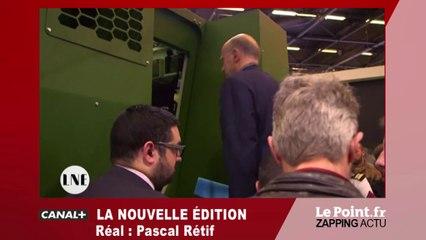 Alain Juppé à la tête dure - Zapping du 17 juin 2016