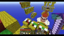 """minecraft: This means war! """"Sky Wars"""" on the Emerald isle"""