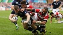 Scotland's five second half tries down Japan | Rugby World Cup 2015