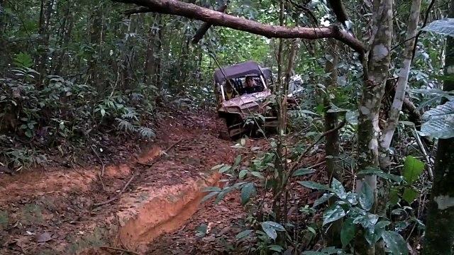 UTV Panama - calzada larga - 9 de octubre 2011 no.28