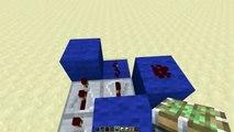 3x3 Piston Door In 60 Seconds! [Minecraft Speed Build]