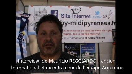 interwiew mauricio reggiardo