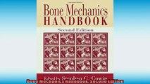 READ book  Bone Mechanics Handbook Second Edition  FREE BOOOK ONLINE