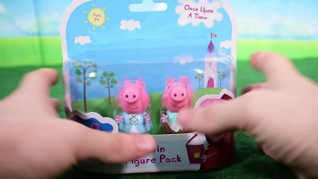 PEPPA PIG ♥ Peppa Pig Il était une fois ♥ Peppa Pig Pauvre et Peppa Pig Riche ♥ Contes de