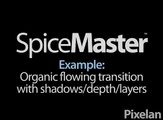 SpiceMaster Video Transitions Plugins -- Transition Example 17