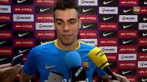 FCB Futsal: Declaracions prèvia partit Barça Lassa - Inter Movistar LNFS 2015/2016