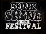 FUNK SHINE HIPHOP FESTIVAL  25 FEBRERO CIUDAD REAL