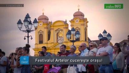 Festivalul Artelor Timișorene cucereste orasul