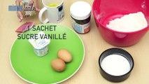 Cuisine : Recette du muffin coeur fondant au chocolat