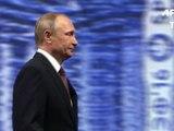 Poutine fait un pas vers les Européens après deux ans de sanctions