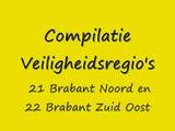 Compilatie 21  Brabant Noord en 22  Brabant Zuid Oost