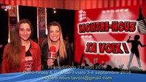 Publicité - Concours Montre-Nous Ta Voix