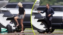 Taylor Swift and Tom Hiddleston Jet Off Together On Private Plane