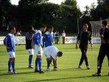 Angers SCO-Tours FC  match préparation