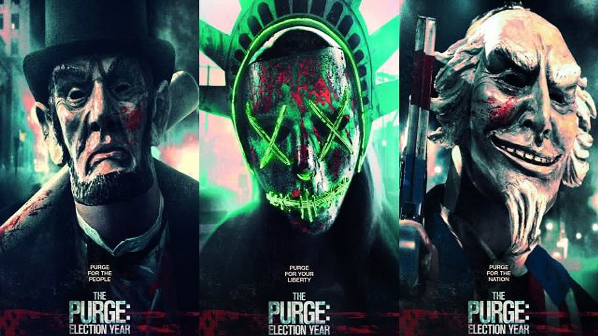 The Purge Election Year Movie Video Dailymotion