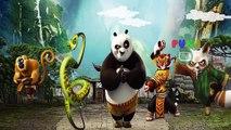 #KungFu Panda #Finger Family / Nursery Rhymes Songs for Kids - Kung Fu Panda Finger Family Song