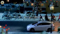 2014/12/23 TOYOTA TOYOTOWN プリウスα「クリスマス・大騒動」篇