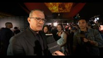 Tom Hanks Confuses His Words At Premiere