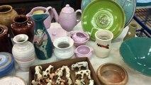 Plain City Auction - April 23, 2015: Collectibles, Glass, China, Pottery, Furniture, Etc.