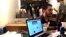 Velvet Indieground Radiohead Etkinliğine Saldırı Anı   Radiohead Istanbul Event Attacked