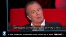 Le Divan – Franck Dubosc se confie sur son rapport compliqué avec les femmes (Vidéo)